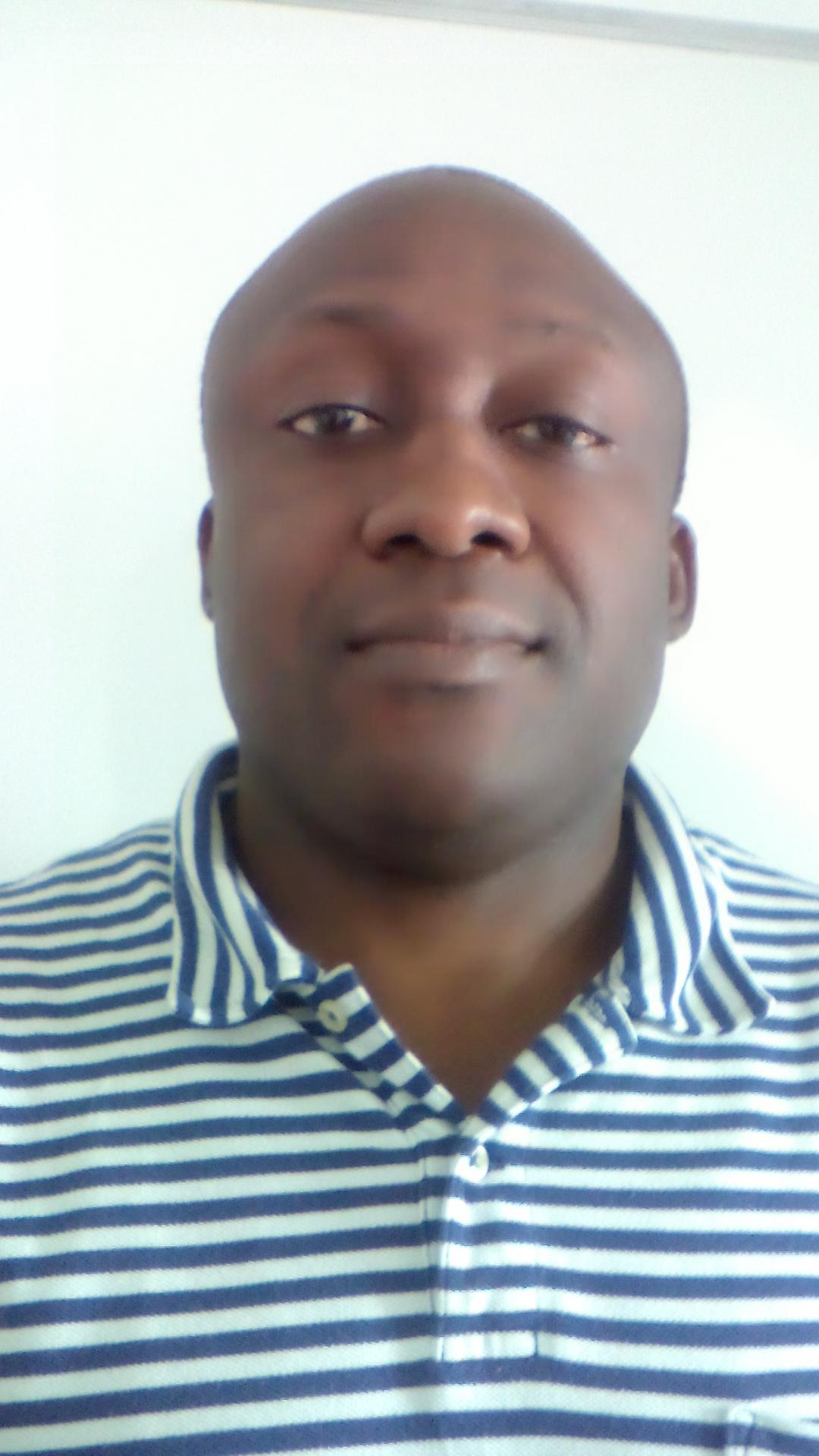 photo of Serge Ngwanza