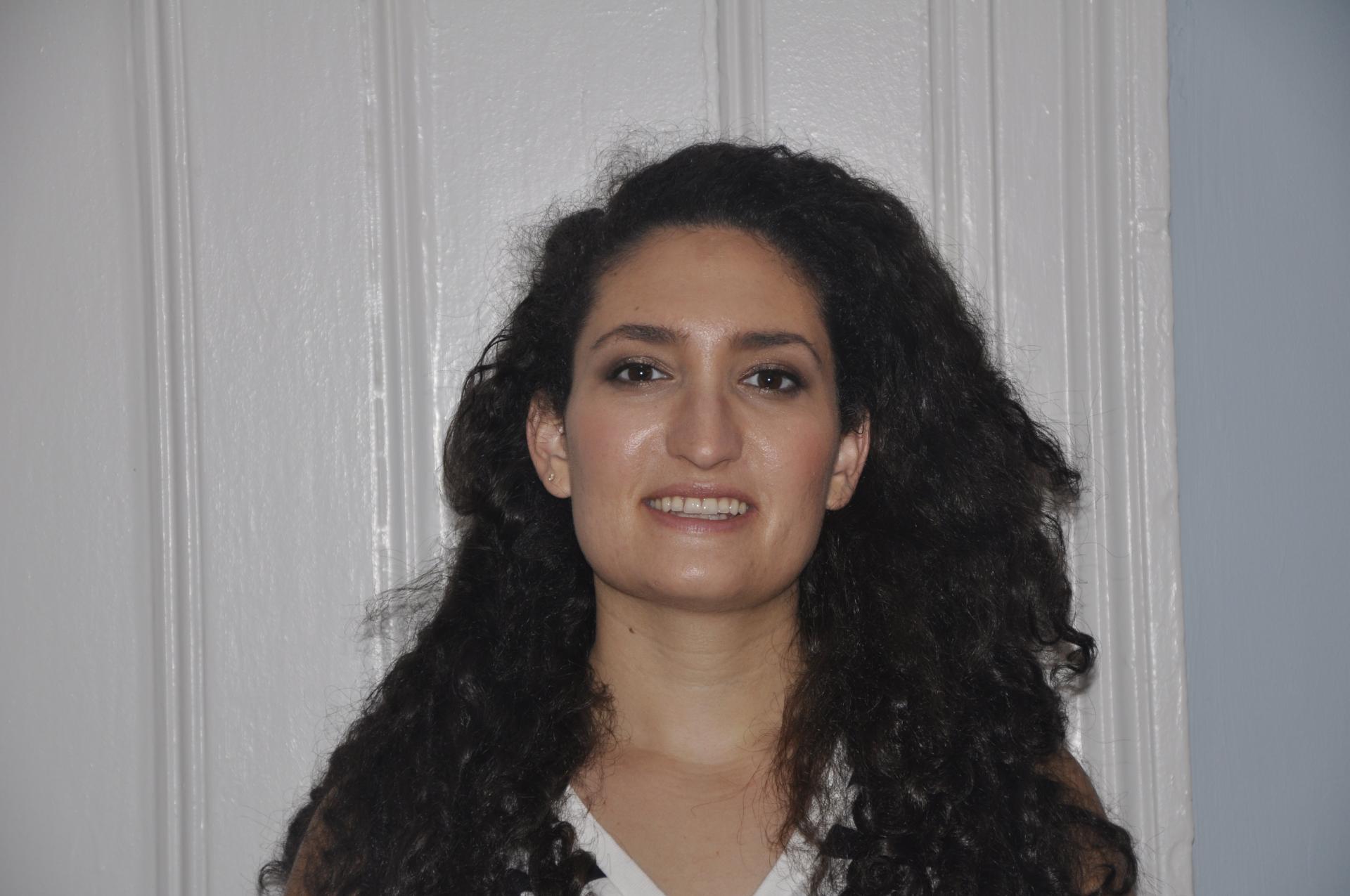 photo of Anna Salzman