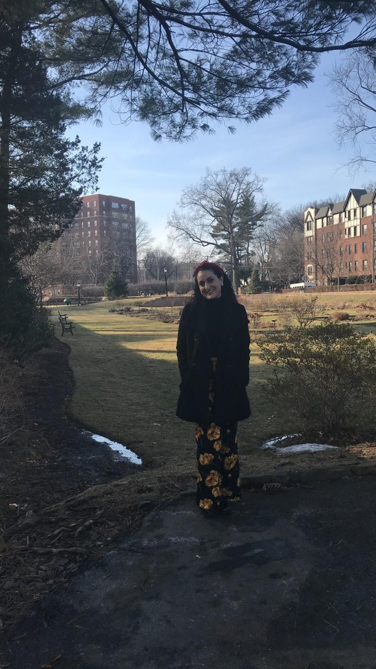 photo of Jasmine Mortazavi